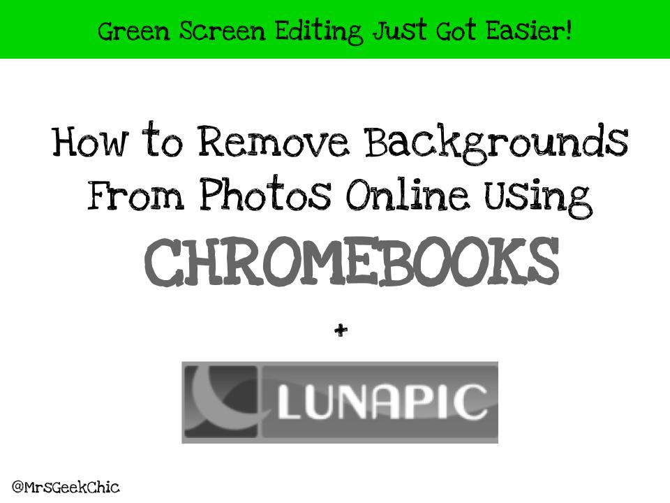 Free & Easy Green Screen Editing- How to Make Transparent Background